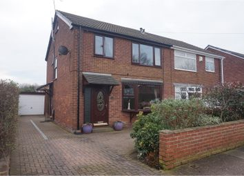 Thumbnail 3 bed semi-detached house for sale in Fairfield Road, Ossett