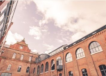 Thumbnail 1 bed flat for sale in Queens Brewery, 46 Moss Lane East, Manchester