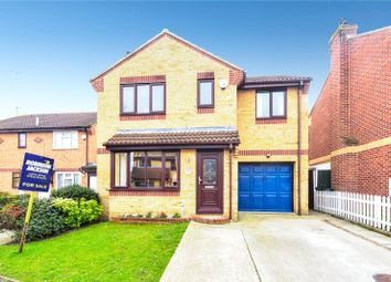 Thumbnail 4 bed detached house for sale in Steele Avenue, Greenhithe, Kent