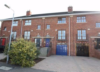 Thumbnail 4 bed town house for sale in Park Lane, Saintfield, Down