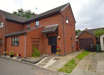 Thumbnail 3 bed property for sale in Roman Court, Braintree