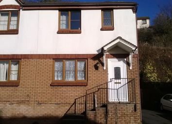 Thumbnail 3 bed end terrace house to rent in Windward Road, Torquay