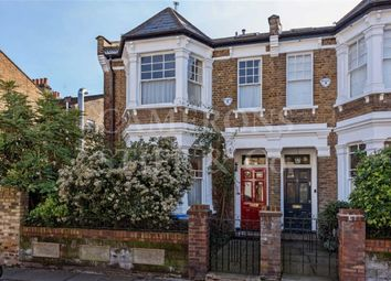 Thumbnail 4 bedroom terraced house for sale in Summerfield Avenue, Queens Park, London