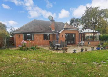 Thumbnail 3 bed detached bungalow for sale in Kennel Lane, Fetcham, Leatherhead, Surrey