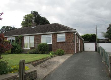 Thumbnail 2 bed semi-detached bungalow for sale in Wooldale Road, Holmfirth