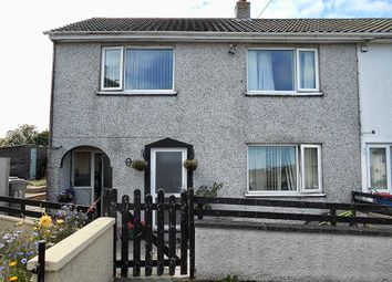 Thumbnail 4 bed semi-detached house to rent in Ffordd Tudur, Holyhead