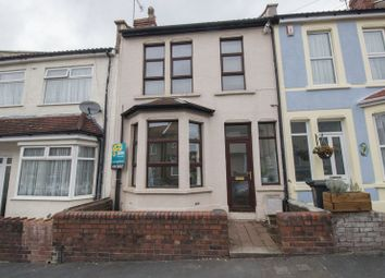 Thumbnail 2 bed flat for sale in Alpine Road, Easton, Bristol