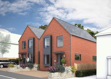 Thumbnail 3 bed detached house for sale in Albert Road, Gurnard, Cowes