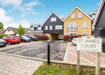 Thumbnail 1 bed flat for sale in Station Road, Brentwood