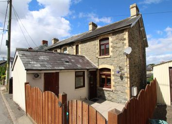 Thumbnail 3 bed end terrace house for sale in Builth Wells, Powys