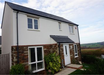 Thumbnail 4 bed detached house for sale in Kimlers Way, Looe