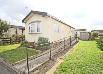 Thumbnail 1 bed mobile/park home for sale in Abbey Place, Penton Park, Chertsey