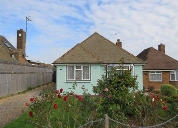Thumbnail 2 bed detached bungalow for sale in Coppice Avenue, Willingdon, Eastbourne