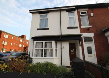 Thumbnail 3 bedroom end terrace house to rent in Orange Hill Road, Prestwich, Manchester