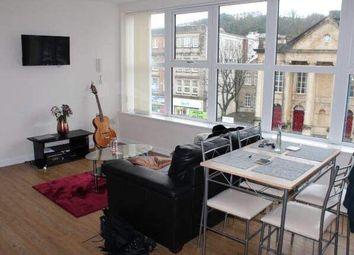 Thumbnail 1 bed flat to rent in 50 Kingsway, Swansea