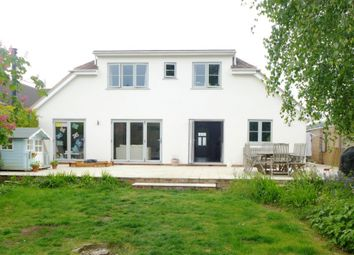 Thumbnail 4 bed detached house for sale in Hazeley Close, Hartley Wintney, Hook