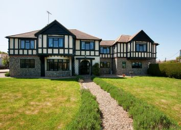 Thumbnail 10 bed detached house for sale in Longtye Drive, Chestfield, Whitstable