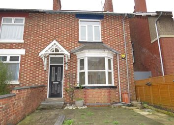 Thumbnail 3 bed semi-detached house for sale in Newton Road, Rushden