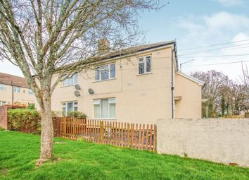 Thumbnail 1 bed flat for sale in Beech Close, Pontnewydd, Cwmbran