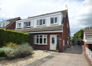 Thumbnail 3 bed semi-detached house for sale in Townfield Close, Talke, Stoke-On-Trent