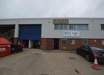Thumbnail Light industrial to let in Unit 12, Endeavour Way, Croydon, Surrey