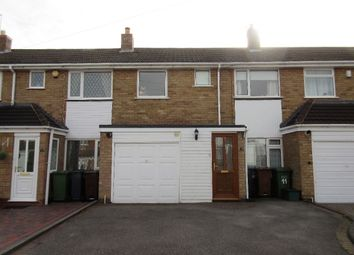 Thumbnail 3 bed terraced house for sale in Mancetter Road, Shirley