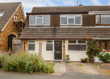 Thumbnail 4 bed semi-detached house for sale in Stannard Way, Northampton, Northamptonshire