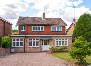 4 bed detached house for sale in Paynesfield Road, Bushey Heath, Hertfordshire WD23