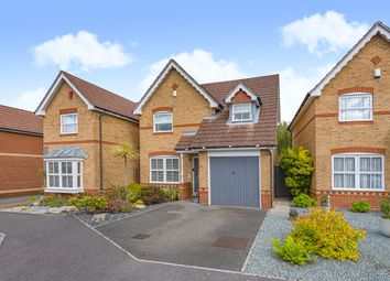 Thumbnail 3 bed detached house for sale in Valerian Avenue, Fareham