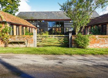 Thumbnail 5 bed barn conversion for sale in Foxes Lane, Mendham, Harleston