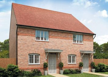 """Thumbnail 2 bed semi-detached house for sale in """"Buckminster"""" at Hollygate Lane, Cotgrave, Nottingham"""