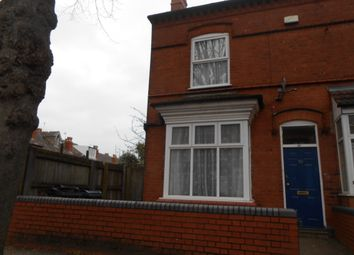 Thumbnail 3 bed end terrace house to rent in Birchwood Crescent, Moseley