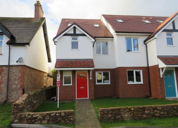 Thumbnail 3 bed end terrace house for sale in Foxdown Hill, Wellington