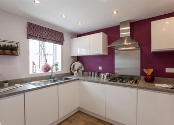 "Thumbnail 2 bedroom semi-detached house for sale in ""Beeley"" at Hollybush Lane, Burghfield Common, Reading"