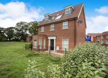 Thumbnail 5 bed property to rent in Barleycorn Way, Beck Row, Bury St. Edmunds