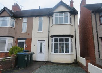 Thumbnail 2 bed terraced house to rent in Fraser Road, Coventry