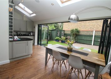 Thumbnail 5 bed terraced house to rent in Clifton Gardens, Chiswick