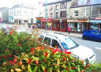 Thumbnail Retail premises for sale in High Street, Porthmadog