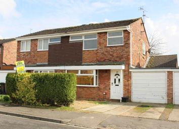Thumbnail 3 bed semi-detached house to rent in Hunts Path, Oakley