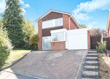 Thumbnail 3 bed detached house for sale in Ledwych Road, Droitwich