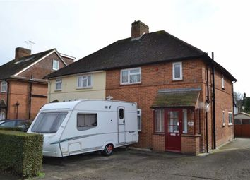 Thumbnail 3 bed semi-detached house for sale in Craven Road, Newbury, Berkshire