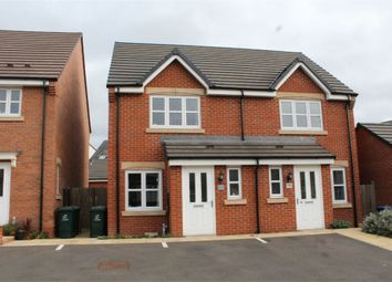 Thumbnail 2 bed semi-detached house for sale in Humber Road, Coventry