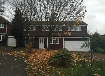 Thumbnail 6 bed property to rent in Calder Drive, Walmley, Birmingham