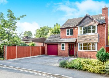 Thumbnail 4 bedroom detached house for sale in David Nicholls Close, Littlemore, Oxford