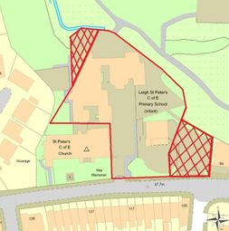 Thumbnail Commercial property for sale in Former St Peter's Ce Infant School, Firs Lane, Leigh, Lancashire