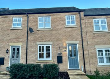 Thumbnail 2 bed town house for sale in Tulip Crescent, Loughborough