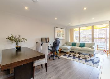 Thumbnail 3 bed flat for sale in Portway House, London