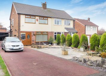 Thumbnail 3 bed semi-detached house for sale in Spring Gardens, Harwood, Bolton