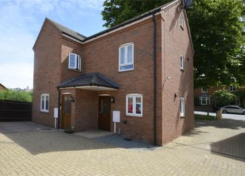 Thumbnail 1 bed maisonette for sale in Chestnut Court, Raunds, Northamptonshire