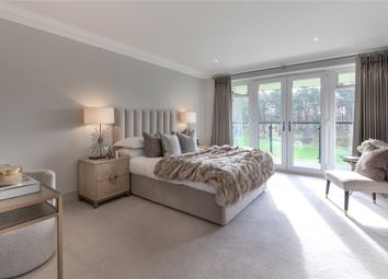 Thumbnail 2 bed flat for sale in Kings Ridge, Golf Drive, Camberley, Surrey
